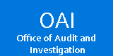 Office of Audit and Investigation